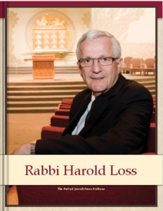 Rabbi Harold Loss