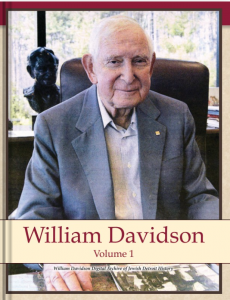 William Davidson Vol. 1