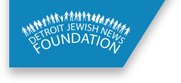 Detroit Jewish News Foundation Retina Logo
