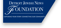 Detroit Jewish News Foundation Logo